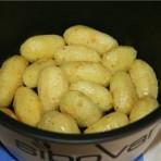 Варёная картошка в мультиварке