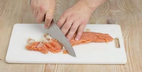 Шаг 5. Рыбный пирог