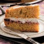 Вкусный бисквитный торт в мультиварке
