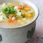 Перловый суп в мультиварке